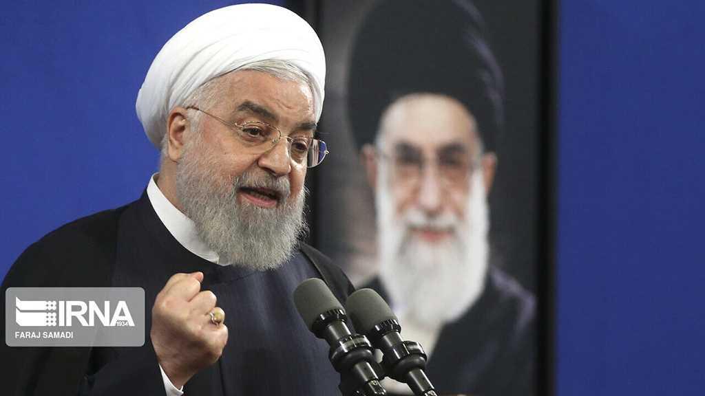 Iran : Rohani appelle Washington à «faire le premier pas» en levant les sanctions