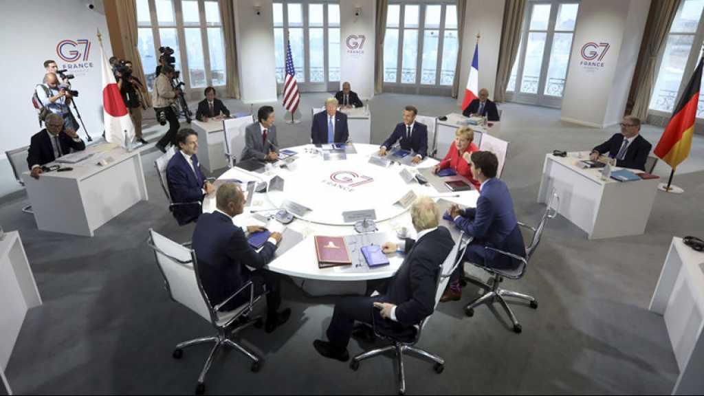 Maria Zakharova s'attaque au «club des démocraties libérales» du G7