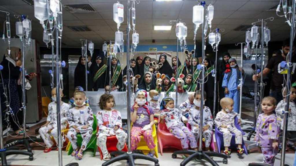 Iran: Les enfants atteints du cancer, premières victimes des sanctions américaines