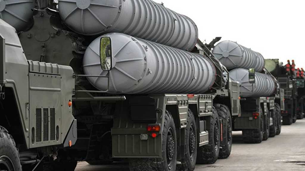 De nouveaux éléments de S-400 russes arrivent en Turquie