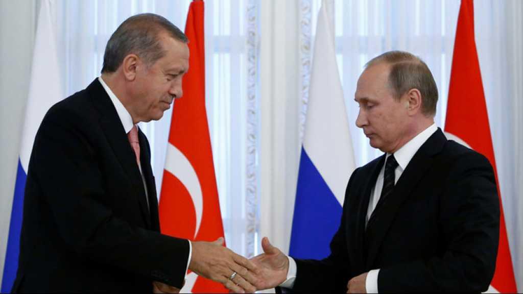 Erdogan rencontre Poutine à Moscou, la Syrie au programme