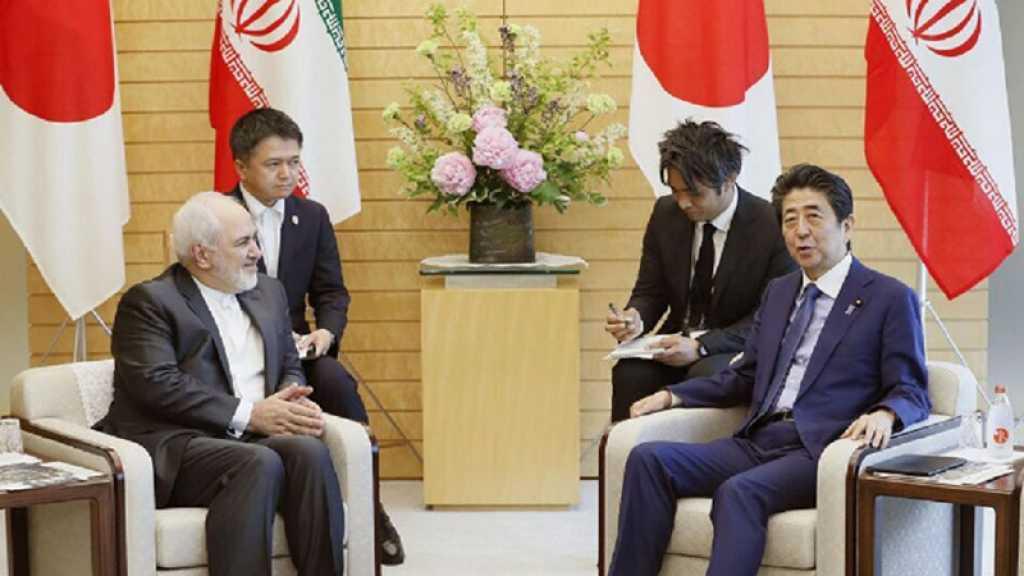 Zarif, lors d'une réunion avec Abe: l'Iran ne recherche pas l'escalade