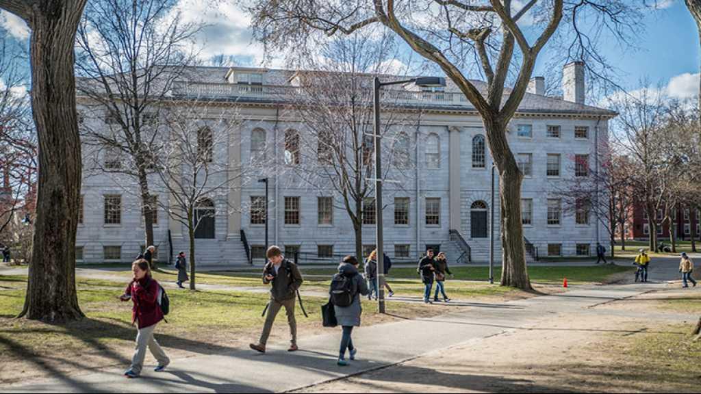 Un étudiant palestinien de Harvard interdit d'entrée aux Etats-Unis
