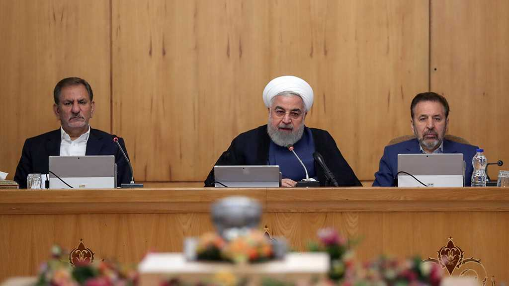 Iran: Notre autorité vient de l'intérieur du pays (Rohani)