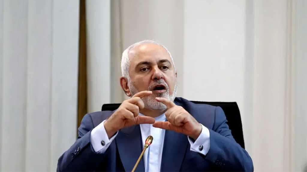 Zarif: Le peuple iranien ne se laisse pas intimider et ne cède pas aux pressions