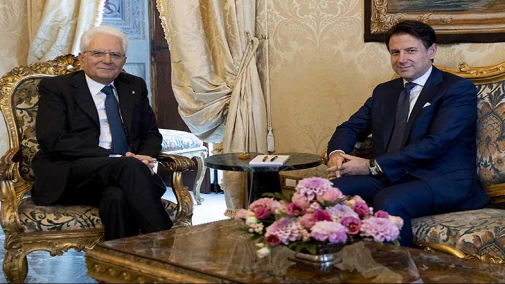 Italie: Giuseppe Conte chargé de former un nouveau gouvernement