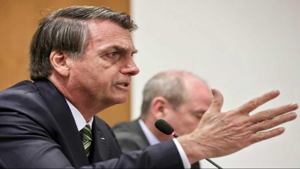 Amazonie: Bolsonaro s'en prend à l'Europe, les feux progressent