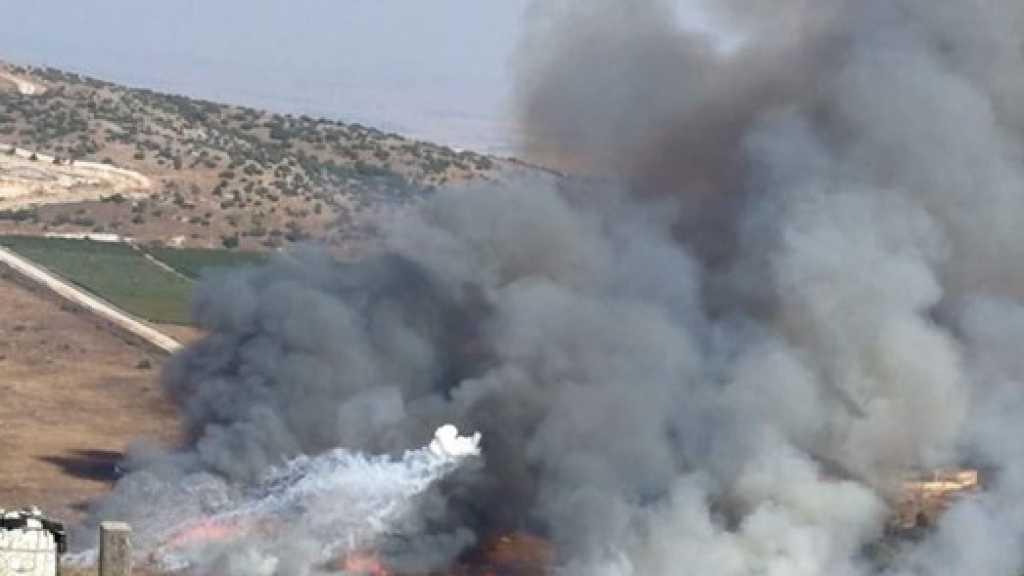 Le Hezbollah annonce la destruction d'un véhicule blindé israélien près de la colonie d'«Avivim»