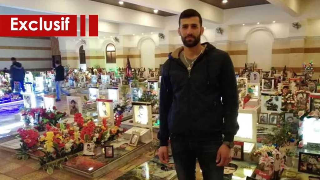 Le père du martyr Hassan Zbibà AlAhed : Nous sommes fiers du commandement du Hezbollah