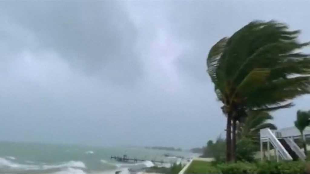 L'ouragan Dorian s'abat de plein fouet sur les Bahamas