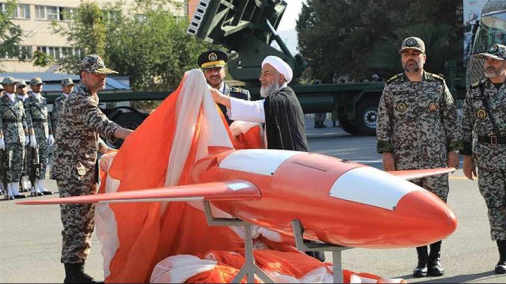 L'Iran dévoile un nouveau drone capable de frapper «en dehors des frontières»