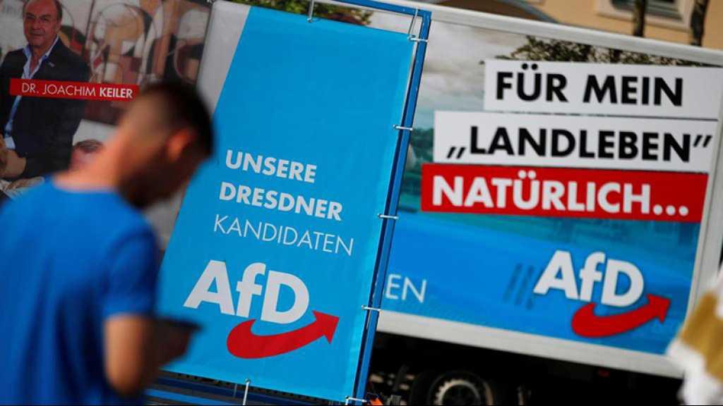 Allemagne: forte poussée de l'extrême droite lors d'élections régionales