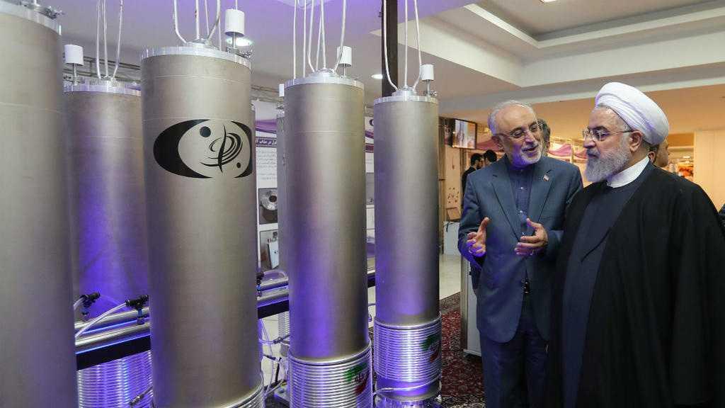 Nucléaire: la 3ème étape du plan de la réduction des engagements déjà « prête à être mise en oeuvre»