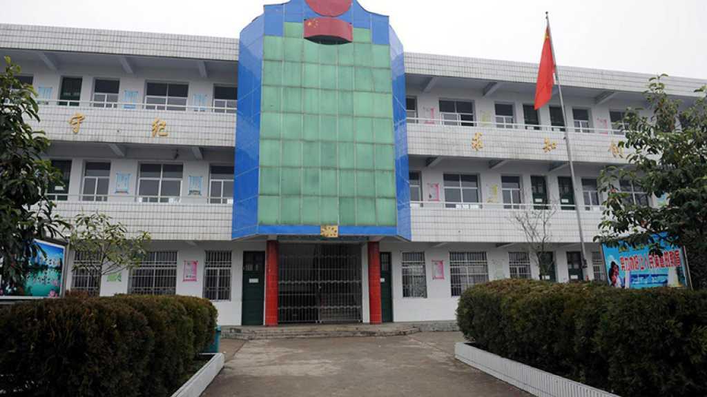 Un individu massacre huit enfants dans une école en Chine