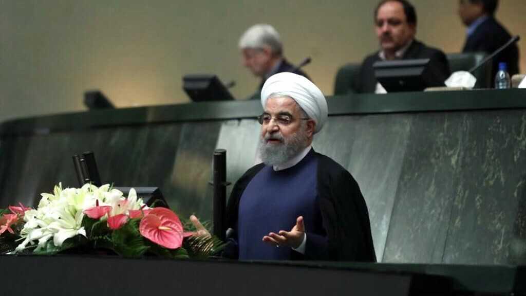 Rohani exclut l'idée de « discussions bilatérales » avec les Etats-Unis