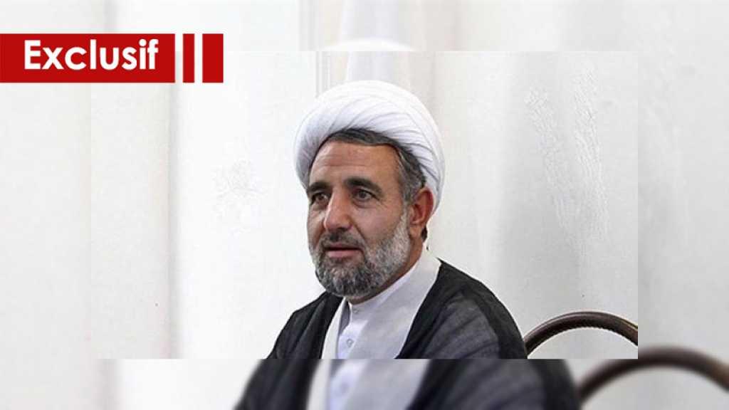 Le Chef du Comité de la sécurité iranienne à AlAhed: les amis des peuples opprimés satisfaits de la riposte du Hezbollah
