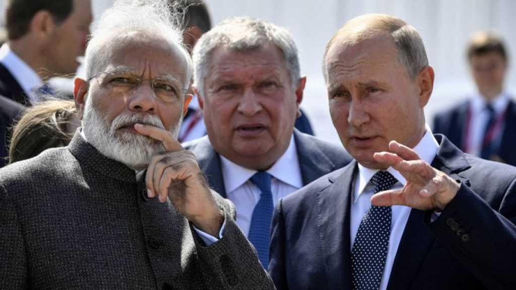 La Russie et l'Inde donnent une «nouvelle impulsion» à leurs liens économiques