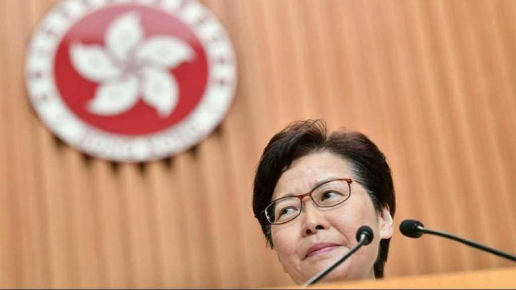 Hong Kong: la cheffe de l'exécutif va retirer le texte sur les extraditions