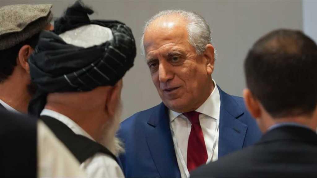 Afghanistan: le gouvernement «préoccupé» par le projet d'accord USA-taliban