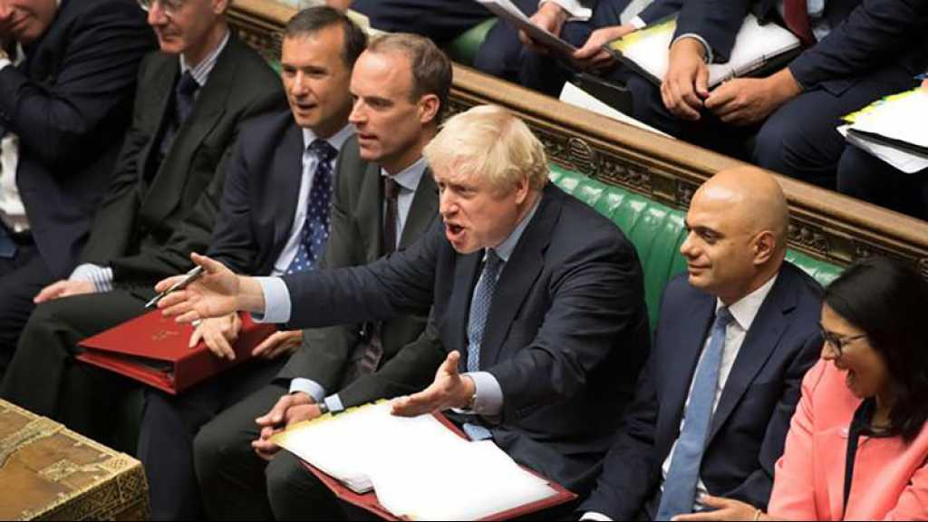 GB: les députés rejettent la demande d'élections anticipées de Boris Johnson