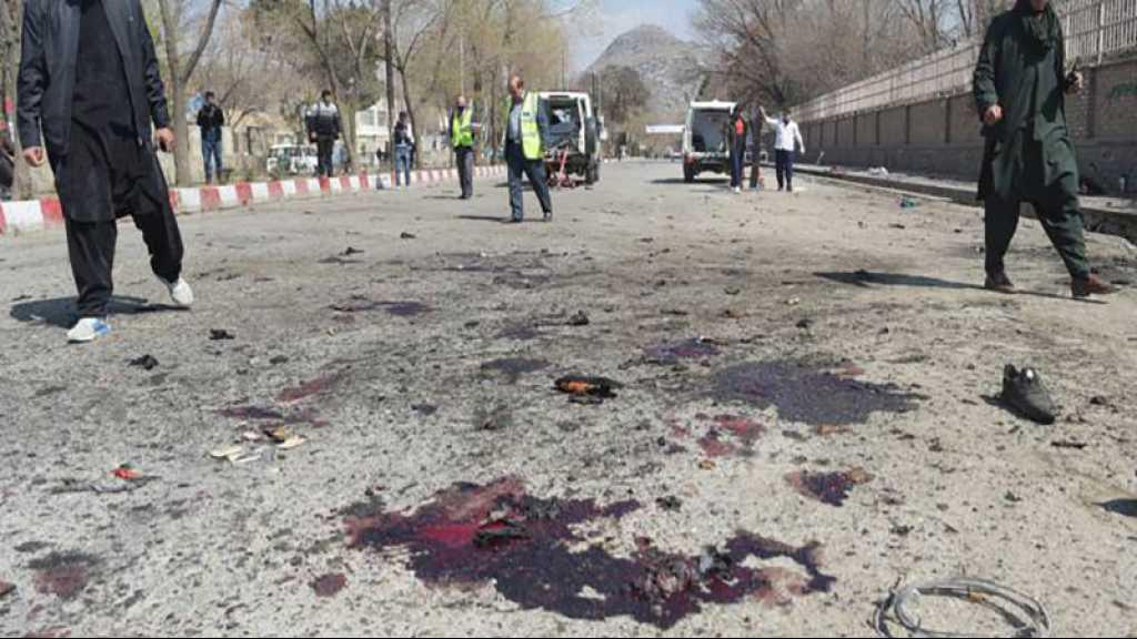 Afghanistan: forte explosion dans le centre de Kaboul, des victimes