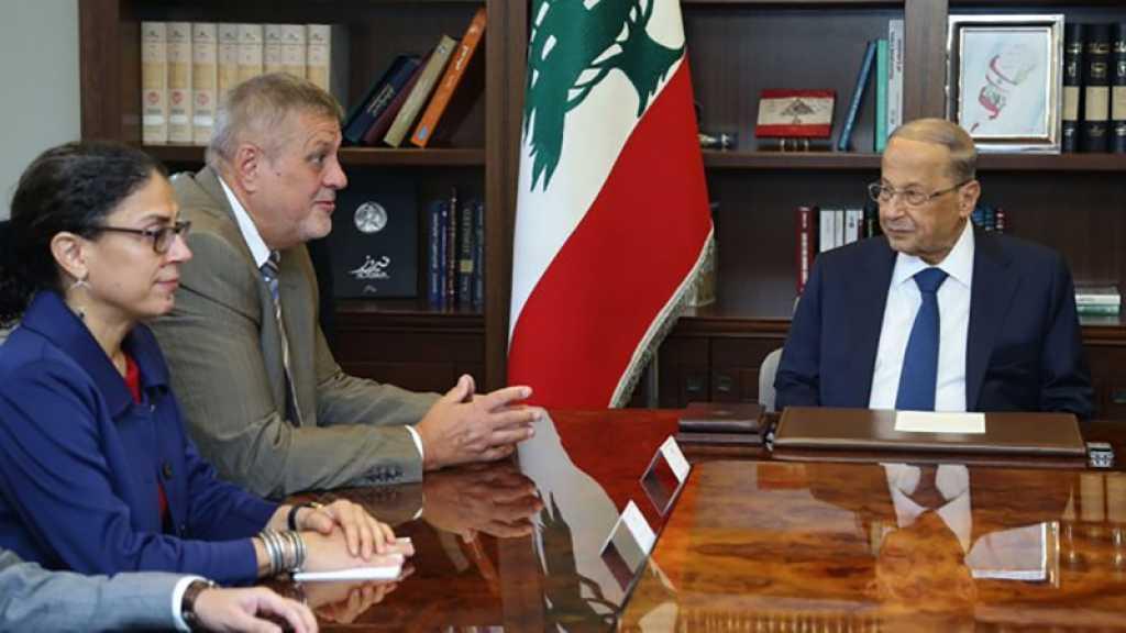 Aoun: Le Liban se défendra contre toute violation de sa souveraineté et «Israël» en assumera les résultats