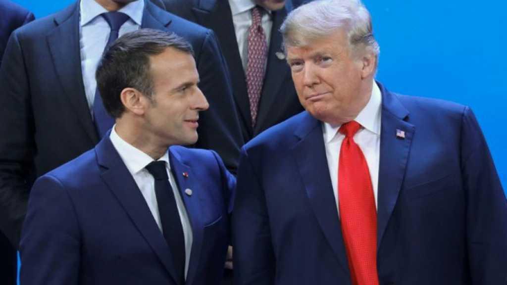 Iran: «le dialogue se poursuit», indique Paris après un entretien Macron-Trump