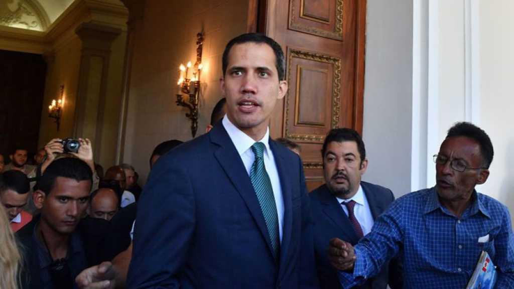 Le parquet vénézuélien ouvre une enquête pour «haute trahison» envers l'opposant Guaido