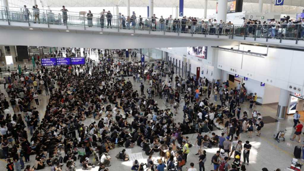Hong Kong. Gros déploiement policier pour déjouer les actions contre l'aéroport