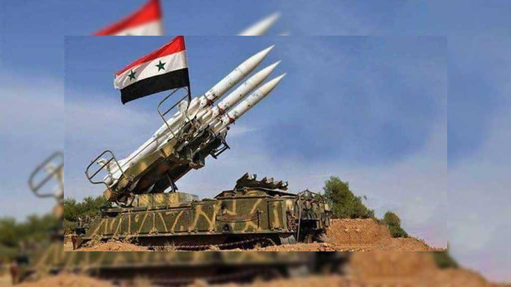La DCA syrienne intercepte des drones chargés de bombes dans le gouvernorat de Hama