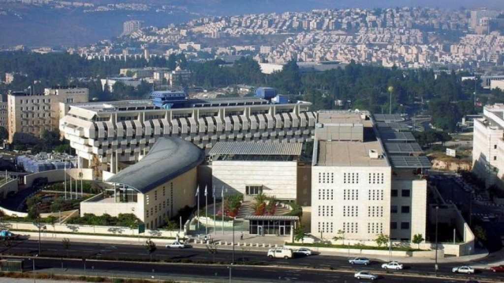 Ministère des AE sioniste: pas de budget pour toute activité, même pas pour une tasse de café!
