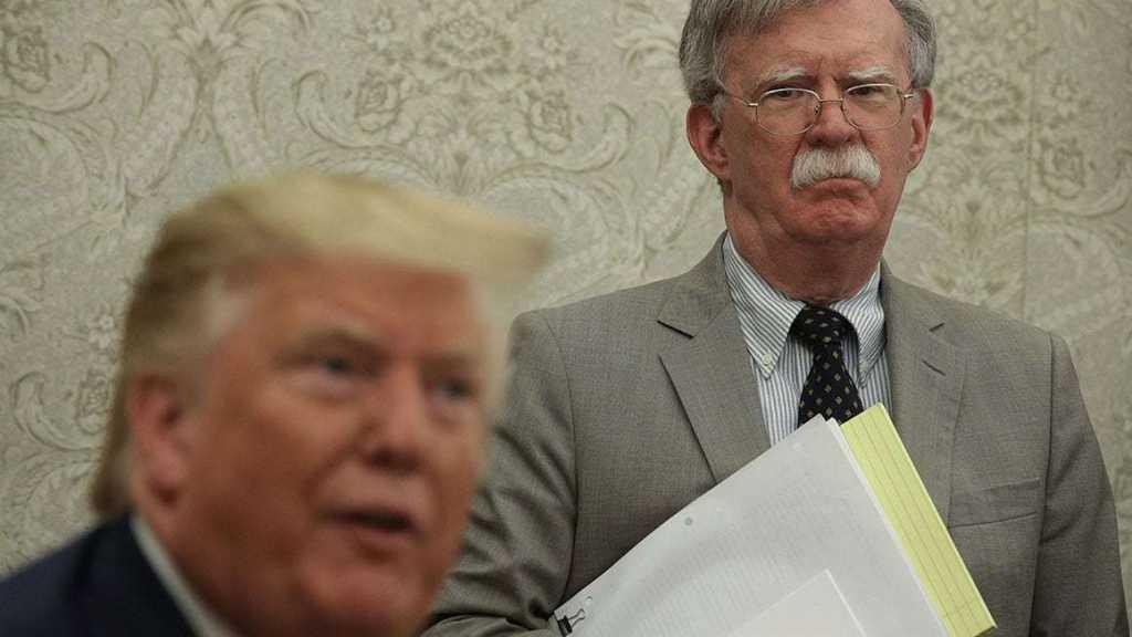 Trump annonce le limogeage de John Bolton, son conseiller à la sécurité nationale