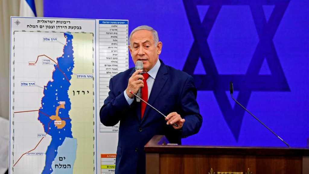 Cisjordanie : Netanyahou promet d'annexer la vallée du Jourdain, s'il est réélu