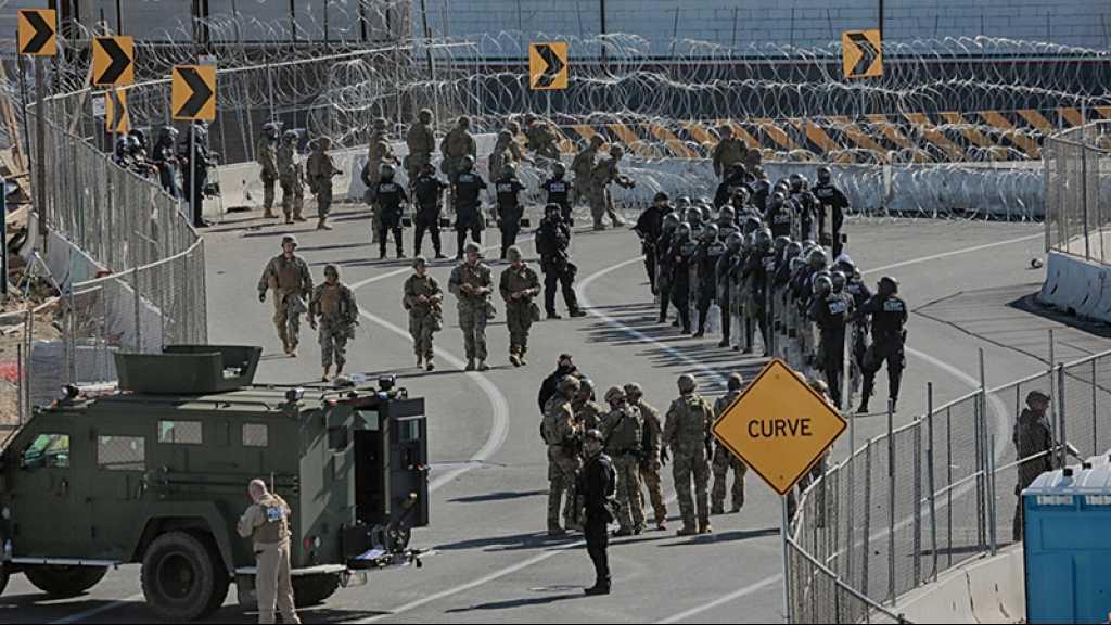 Migrants: le Pentagone reconduit le déploiement militaire à la frontière