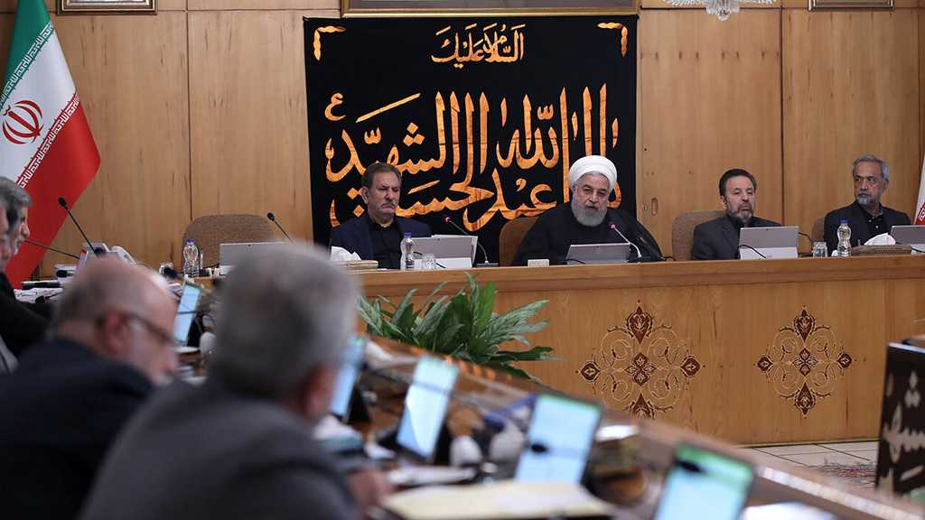 Nucléaire : La logique de Téhéran est l'engagement réciproque, réitère Rohani