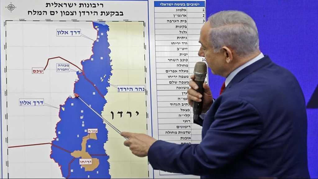 «Préoccupation» en Europe par le projet d'annexion de Netanyahou
