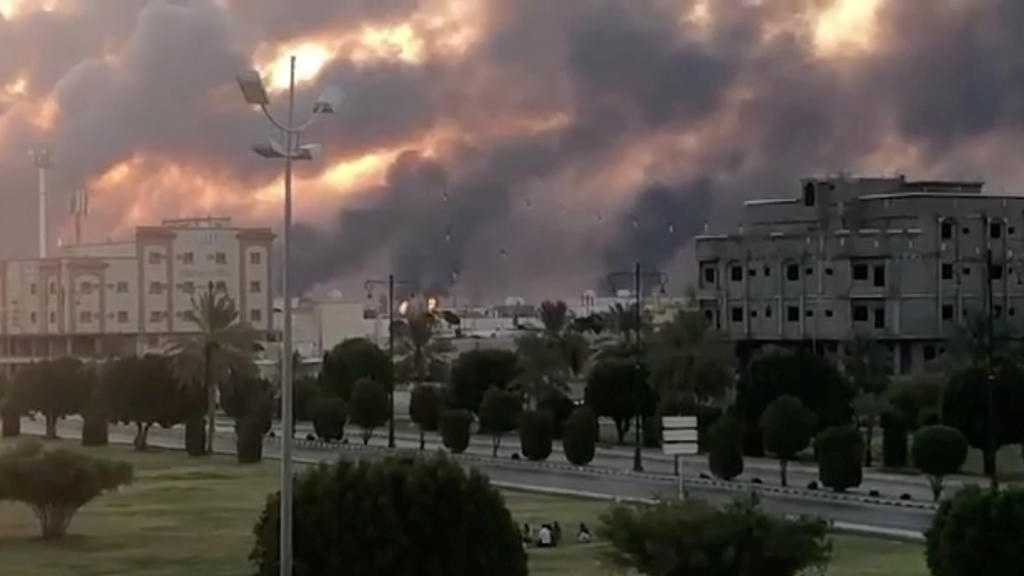 Deuxième opération d'équilibre de la dissuasion, 10 drones yéménites visent 2 installations pétrolières saoudiennes