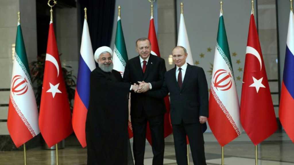 Syrie: Sommet tripartite Russie-Iran-Turquie lundi à Ankara