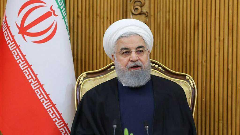 Rohani: La présence américaine en Syrie est «illégale et interventionniste»