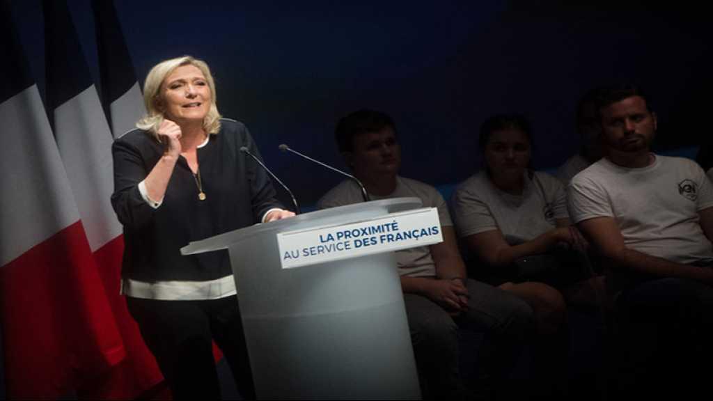 France: Marine Le Pen se lance dans la bataille des présidentielles 2022