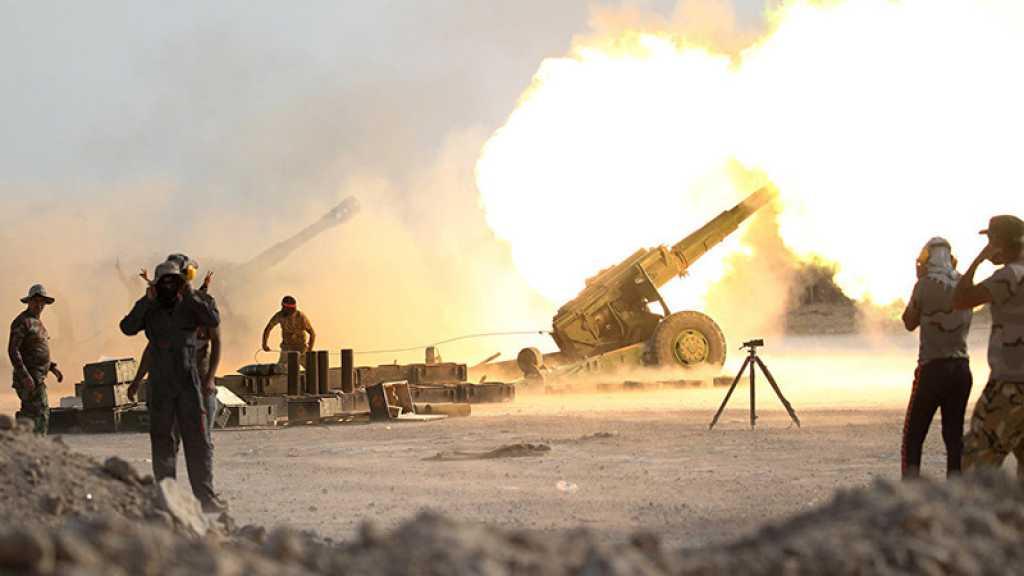 Les Hachd al-Chaabi déjouent une nouvelle tentative d'attaque contre leurs positions à Salaheddin