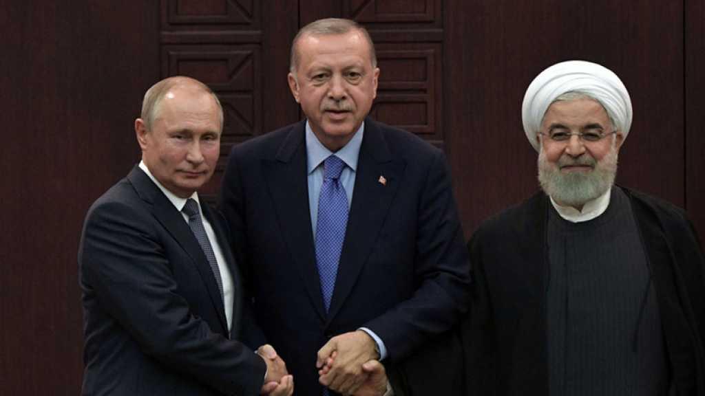 Sommet d'Ankara : le comité constitutionnel syrien bientôt sur les rails