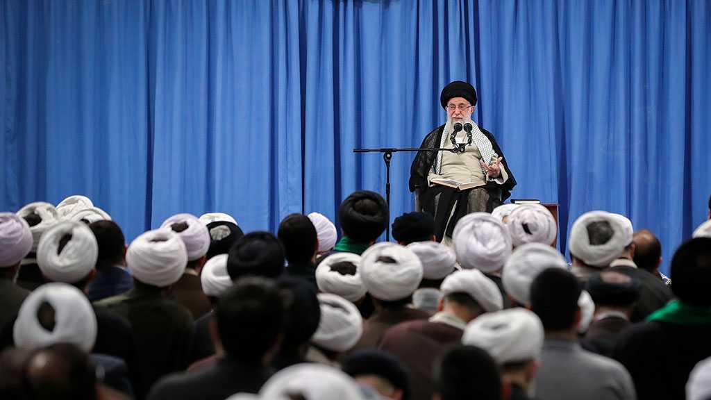 Sayed Khamenei: «Nous ne négocierons jamais avec les Etats-Unis, leur politique échouera»