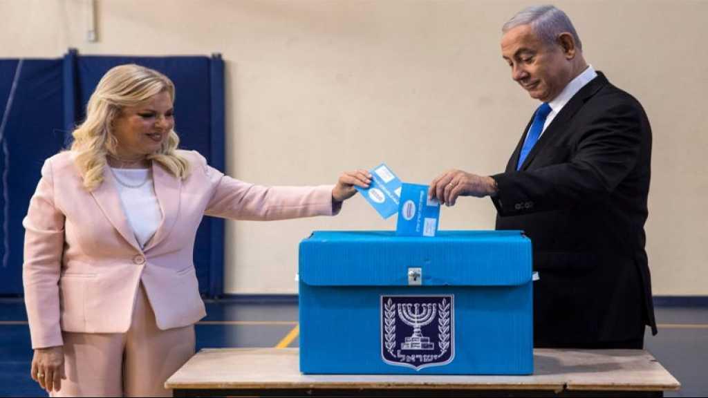 Législatives israéliennes: les chefs de partis aux urnes appellent les Israéliens à voter