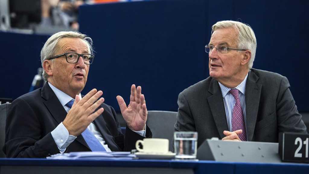 Le risque d'un Brexit sans accord reste «très réel», selon Juncker