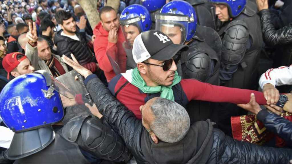 Algérie: nouvelle arrestation dans les rangs des opposants
