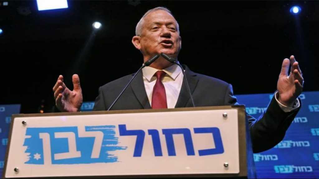 Législatives israéliennes: Gantz dit vouloir être le Premier ministre d'un «gouvernement d'union»
