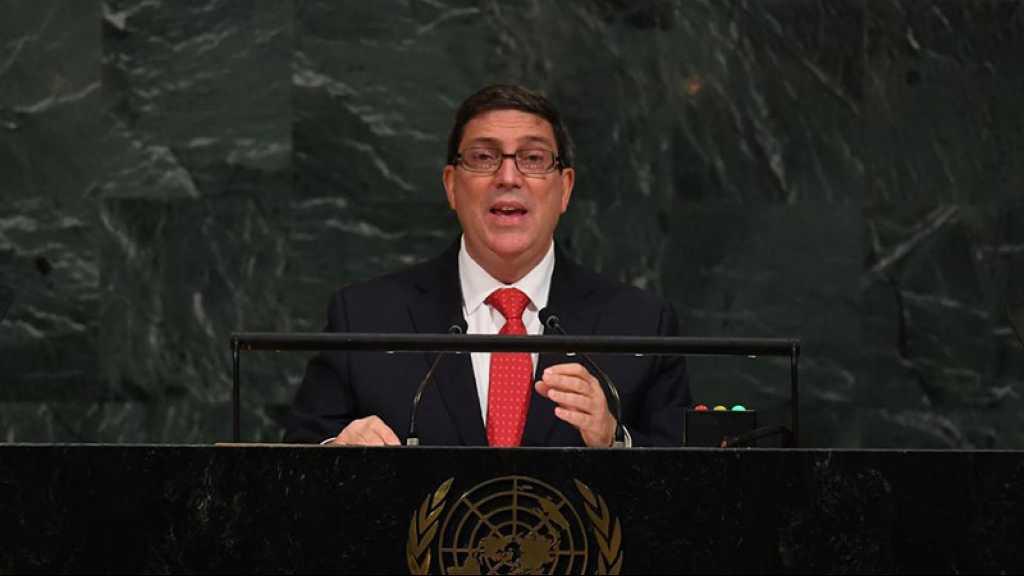 Cuba dénonce l'«expulsion injustifiée» par Washington de deux de ses diplomates