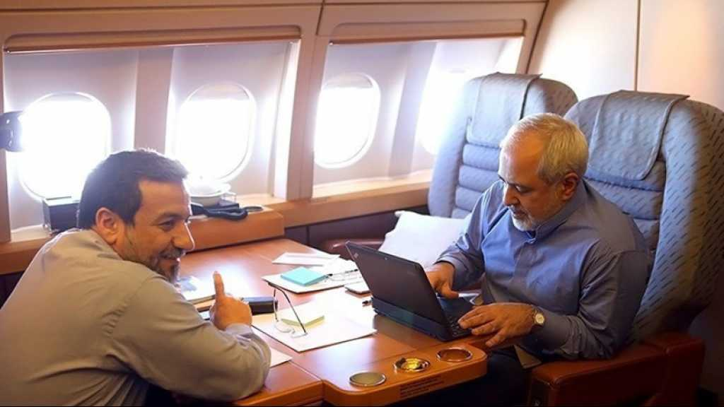 L'Iran annonce le départ de Zarif vendredi pour New York
