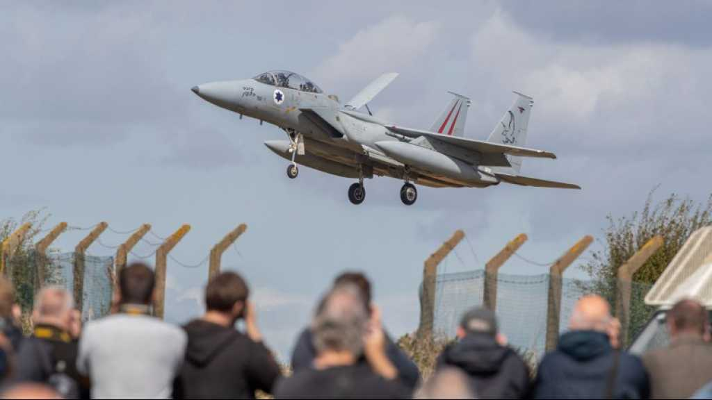 L'aviation israélienne a participé à son premier exercice aérien au Royaume-Uni